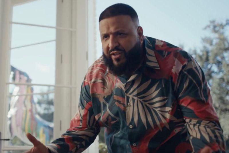 DJ Khaled Dapatkan Gelar Khusus 'Artist in Residence' dari Apple Music