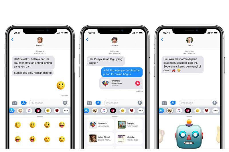 Aktivasi iMessage dan Facetime Operator XL Akhirnya Kembali Normal