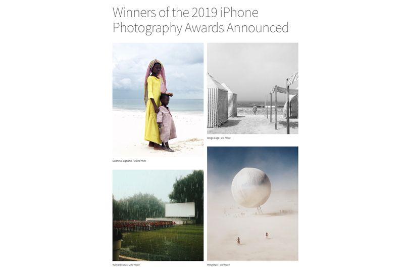 Pemenang iPhone Photography Awards Tahun 2019