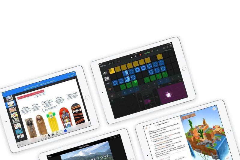 Apple Tambah 2 iPad Baru Berukuran 10.2 Inci di Database Eurasian