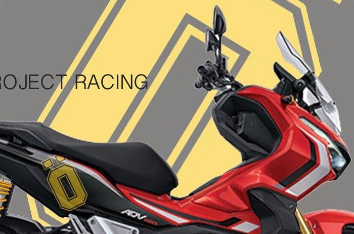 Modifikasi Motor Skutik Honda Adv150 Dari Thailand Bikin Greget Semua Halaman Motorplus