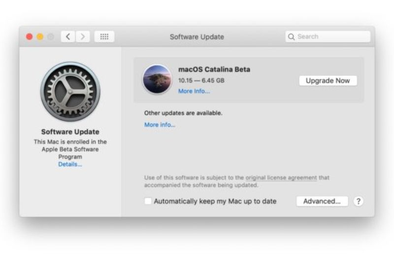 Update beta public keempat untuk macOS Catalina  10.15 telah tersedia