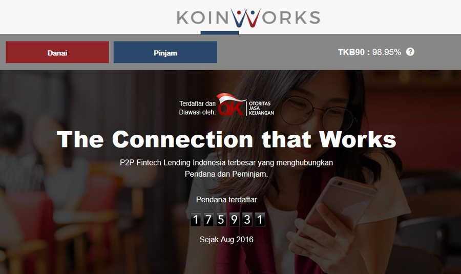 Ingin Pinjaman Online Yang Aman Berikut Saran Dari Koinworks