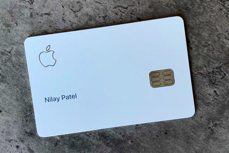Apple Card Mulai Dibagikan Lebih Luas pada Beberapa Pengguna