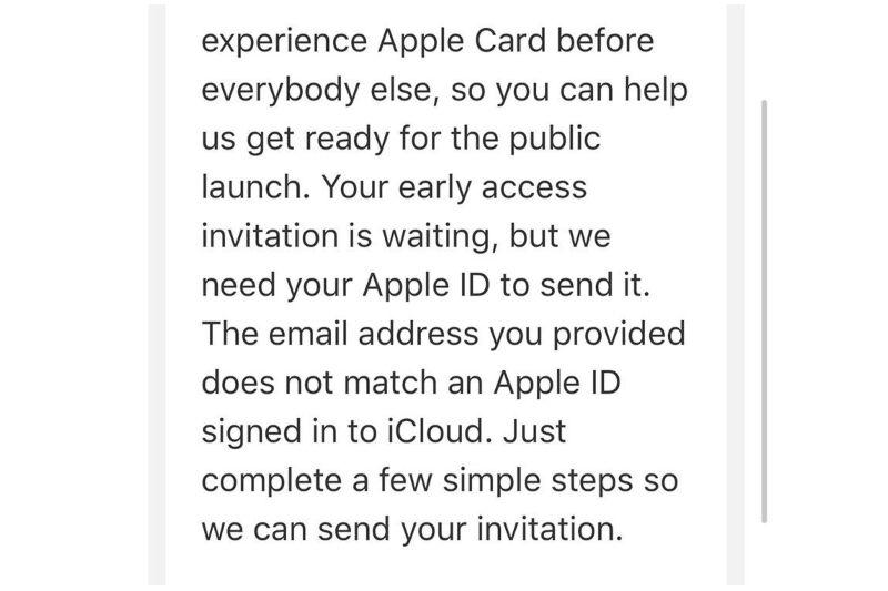 Email dari Apple