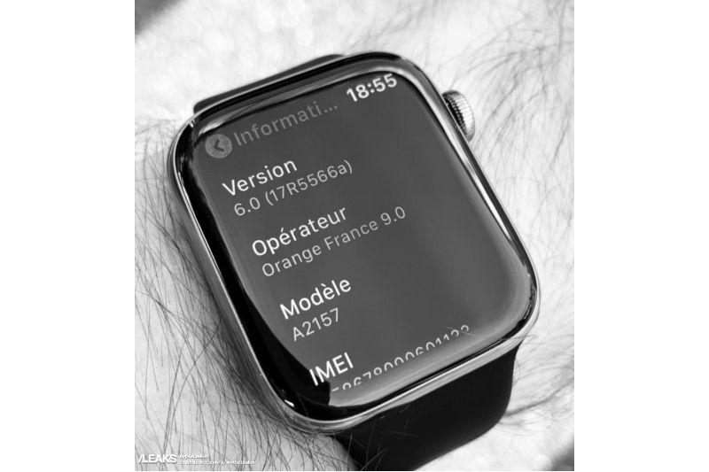 Dugaan Apple Watch baru