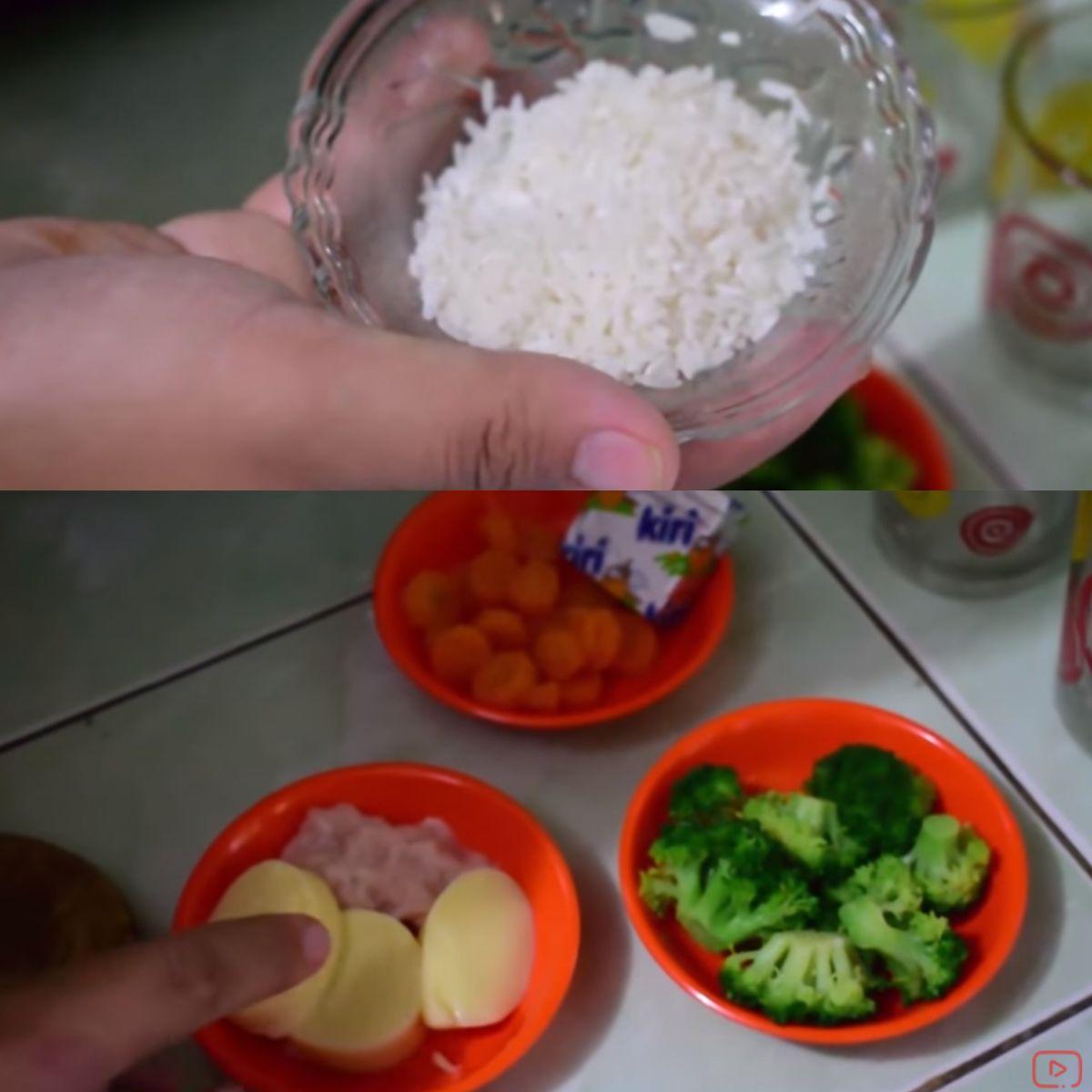 Resep Mpasi 4 Bintang Cara Mudah Buat Bubur Ayam Rumahan Untuk Si Kecil Semua Halaman Nakita