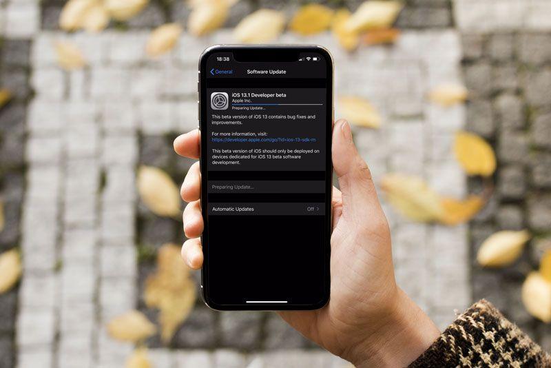 iOS 13 Belum Rilis, Apple Sudah Bagikan iOS 13.1 Developer Beta 1