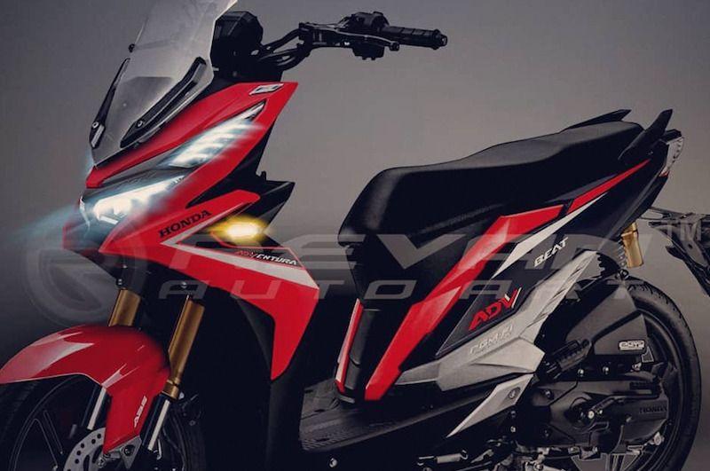 Honda Beat Adv Harga Terjangkau Bagi Yang Belum Mampu Beli Adv150 Semua Halaman Motorplus