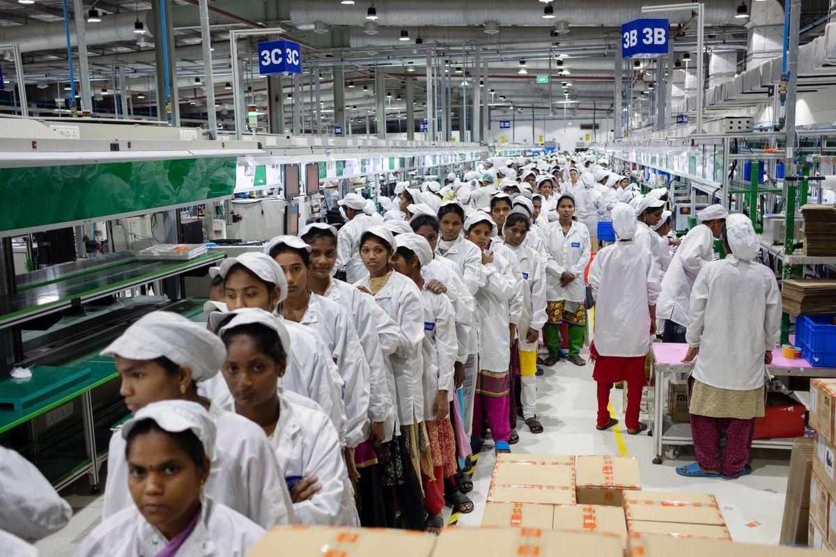 Foxconn Berencana Produksi Lebih Banyak iPhone di India