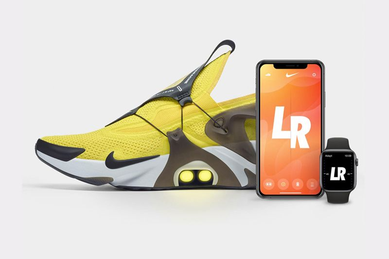 Sepatu Nike Adapt Huarache Mendukung Siri Shortcut Dan Apple Watch Makemac