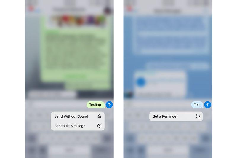 Schedule Message dan Reminder di Telegram Messenger