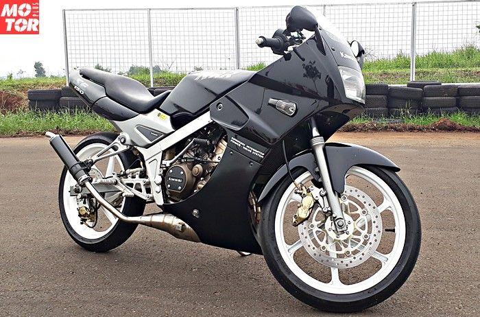 Sangar Modifikasi Kawasaki Ninja 150 Ss Bawa Roh Balap Ke Jalan Raya Motorplus