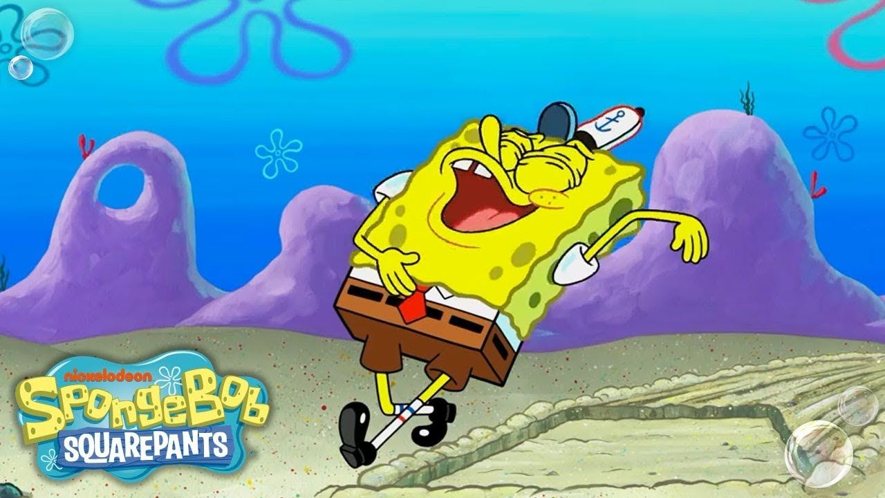 Jadi Kartun Idola Generasi 90 An Spongebob Squarepants