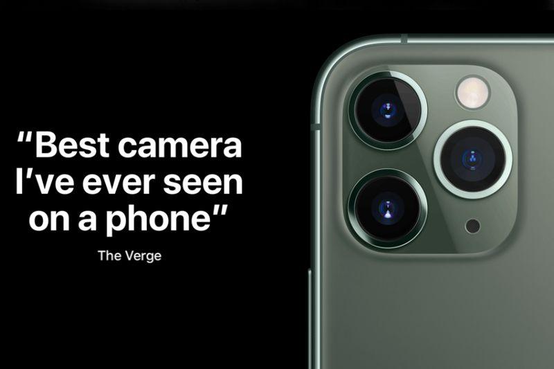 Apple Rangkum Beragam Review iPhone 11 dan iPhone 11 Pro dari Media