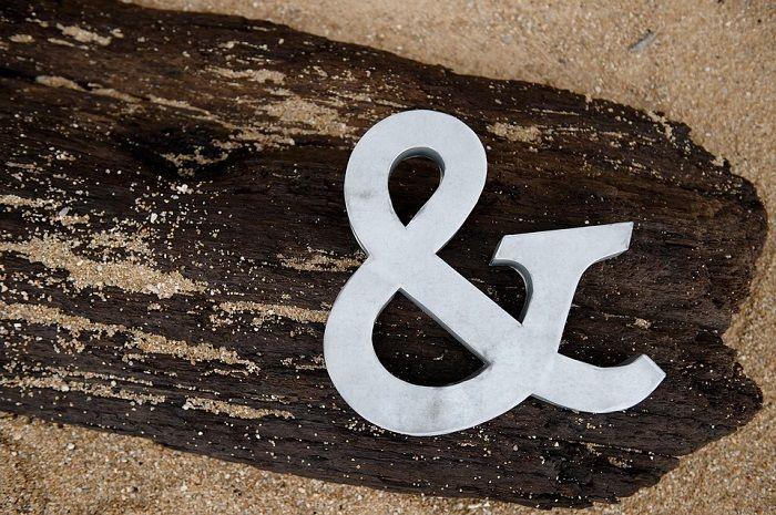 Ampersand, Simbol Terpopuler di Dunia yang Sampai Sekarang Tetap Digunakan