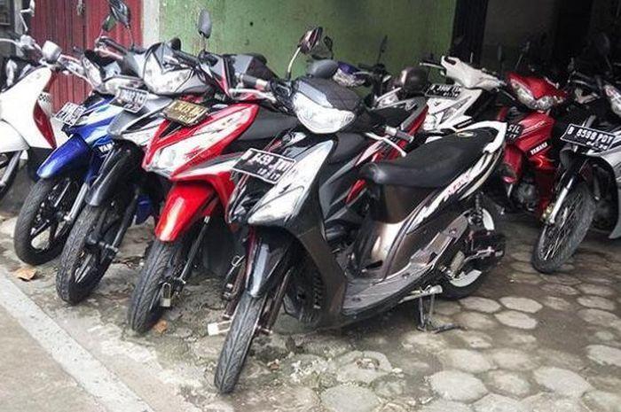 Motor Matic Bebek Dan Sport Bekas Rp 3 Jutaan Dapat Beat Juga