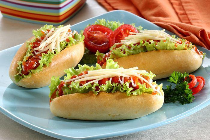 Resep Hot Dog Mini Enak Ini Bisa Untuk Pilihan Bekal Esok