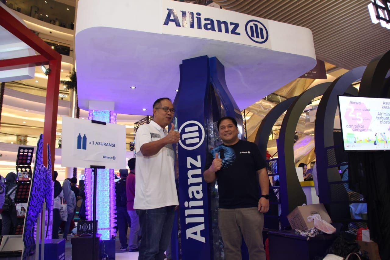 Luncurkan Dua Program Untuk Tingkatkan Inklusi Keuangan Allianz Indonesia Dapat Apresiasi Dari Pemerintah Maupun Regulator Semua Halaman Grid Id