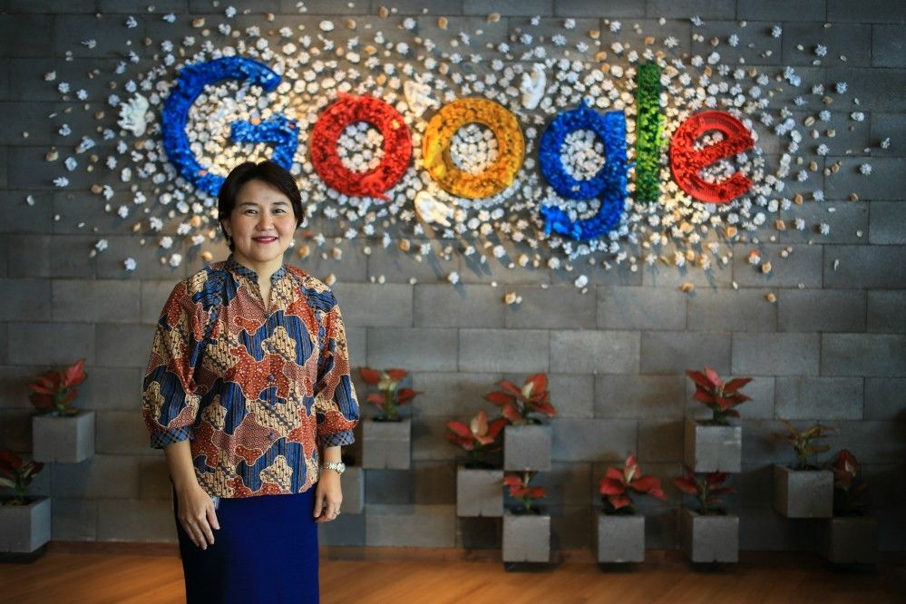 Megawaty Khie, Country Director Google Indonesia