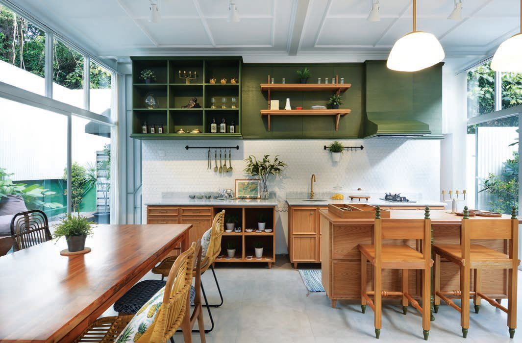 Mau Buat Kitchen Set Yang Ideal Kenali Bahannya Dengan Benar Semua Halaman Idea