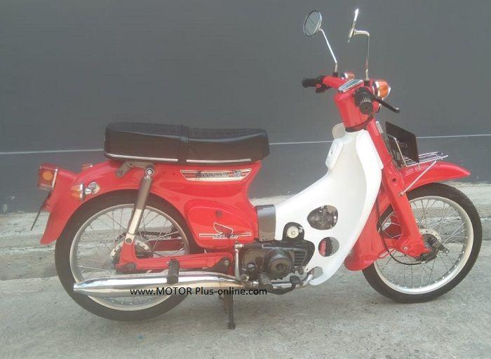 Modifikasi Honda C70 1977 Kembalinya Motor Legendaris Dari Tidur