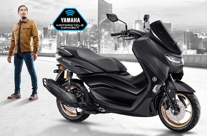 Punya 4 Pilihan Warna Yamaha All New Nmax 2020 Ini Paling Mewah
