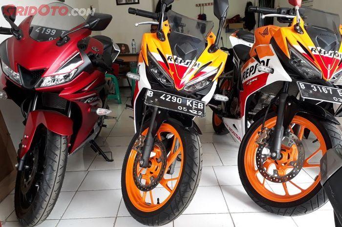 Cocok Banget Buat Anak Muda Harga Motor Bekas Honda Cbr150r Di Bawah Rp 17 Jutaan Motorplus