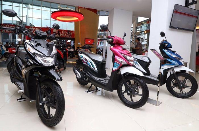 Brosur Kredit Motor Honda Beat 2020