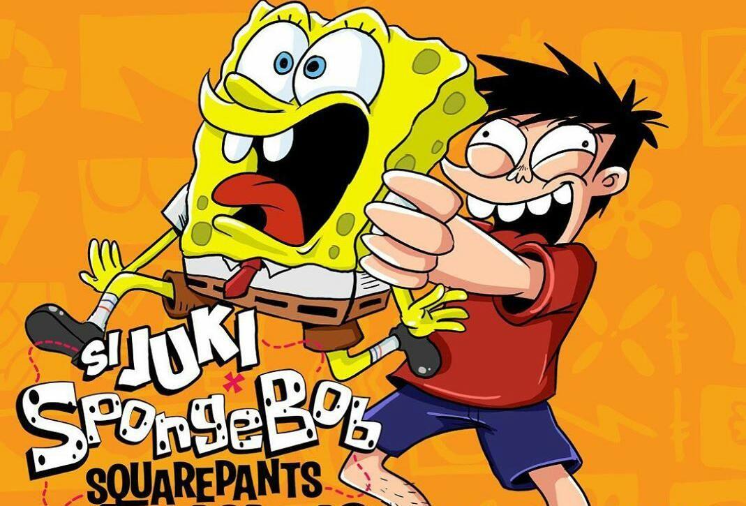 Keren Kreator Lokal Kolaborasi Dengan Spongebob Squarepants Semua Halaman Kids