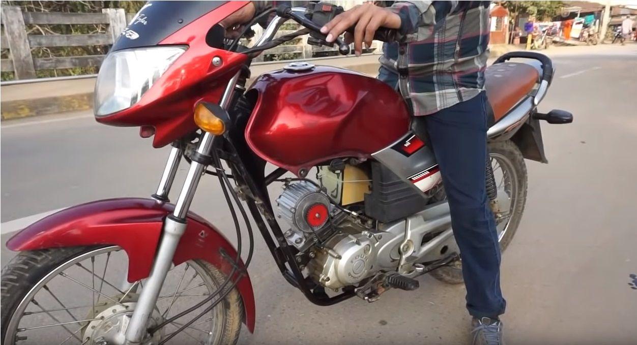 Ternyata Mudah Motor Bensin Jadi Motor Listrik Bisa Dilakukan