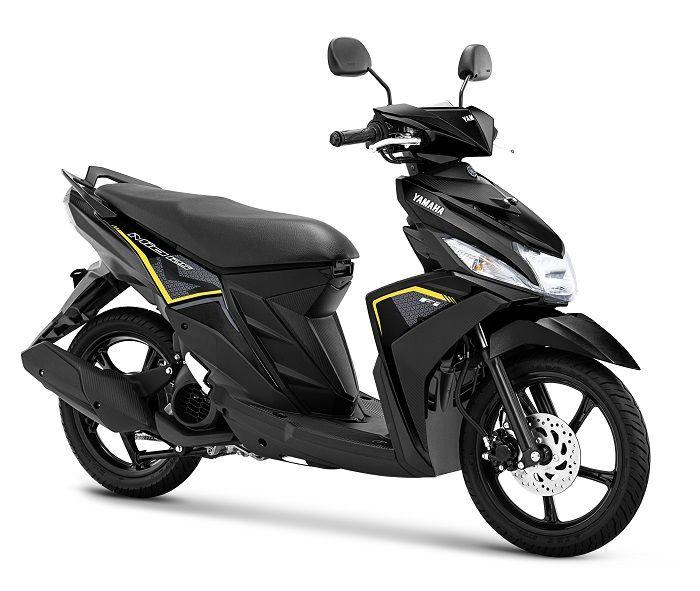 Makin Elegan Di Tahun 2020 Yamaha Mio M3 Hadir Dengan Warna Baru