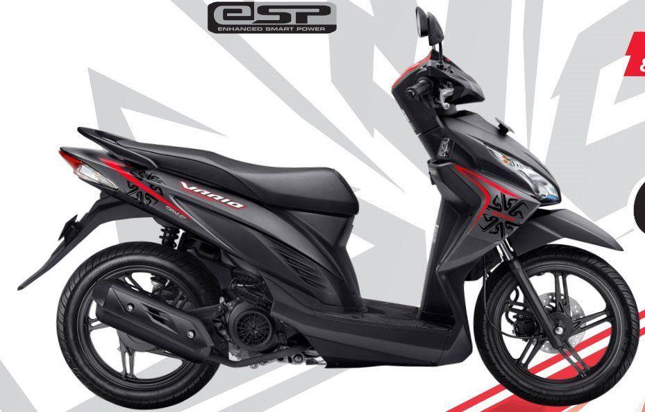 Jadi Motor Antik Harga Motor Bekas Honda Vario 110 Dibanderol Rp