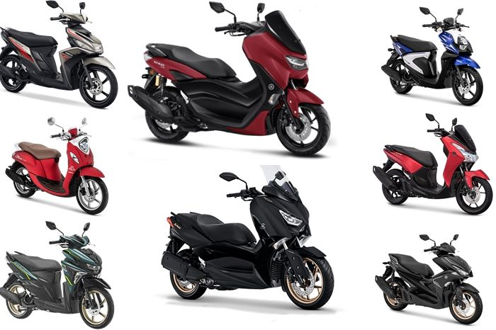 Update Harga Motor Matic Yamaha Terbaru Januari 2020 Yamaha All
