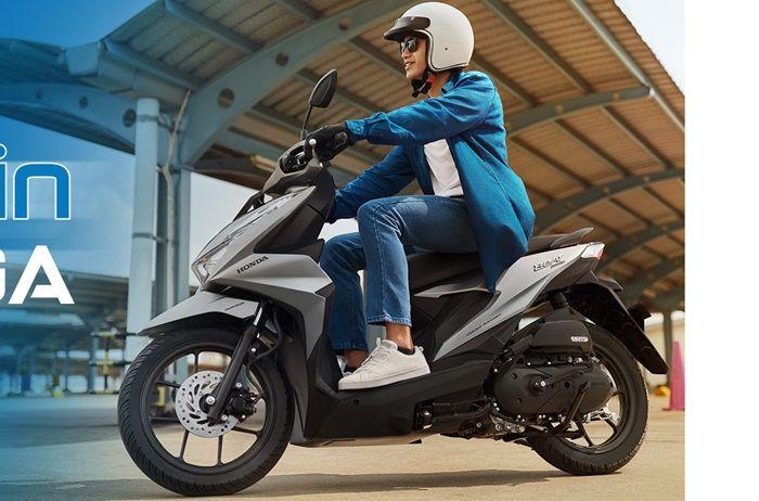 Jadi Honda Beat 2020 Termahal Apa Saja Bedanya Deluxe Dibanding Tipe Lain Semua Halaman Motorplus