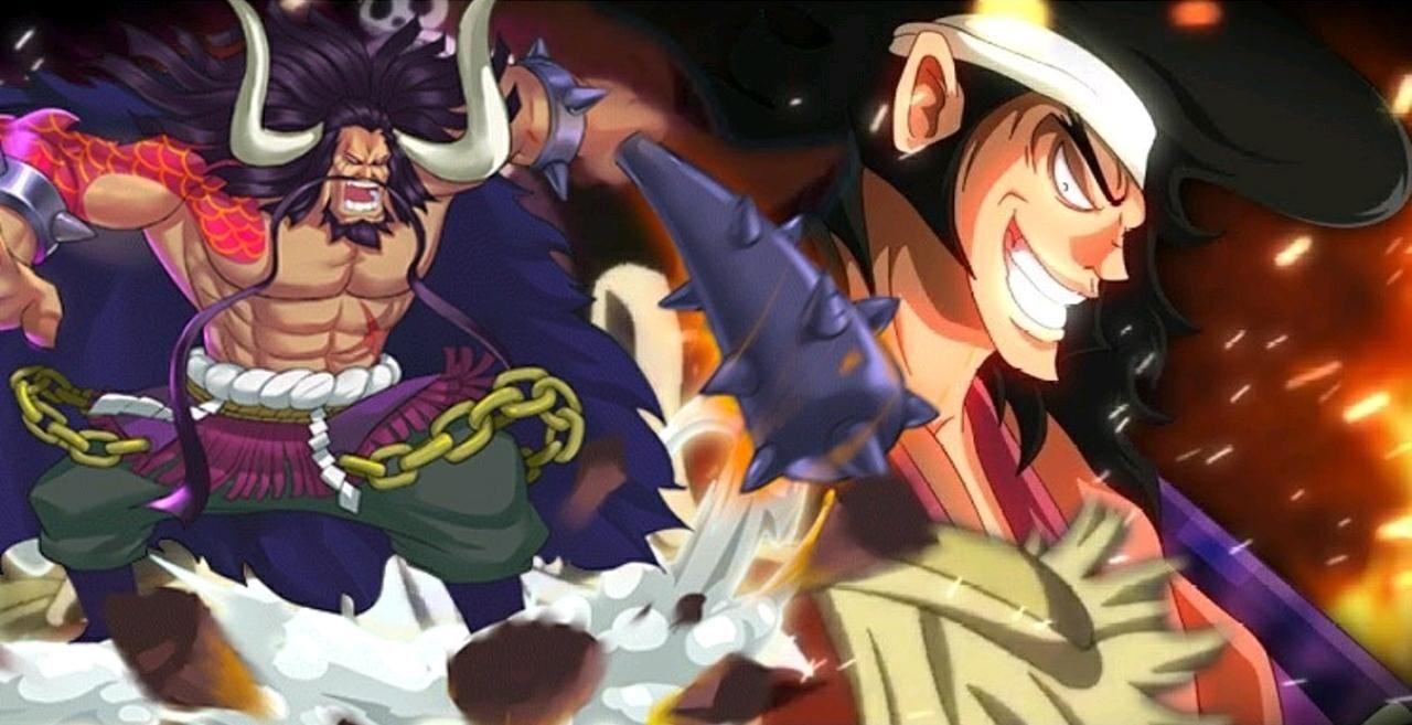 Komik One Piece 971: Apakah Denjiro Mati Bersama Oden? - Semua ...