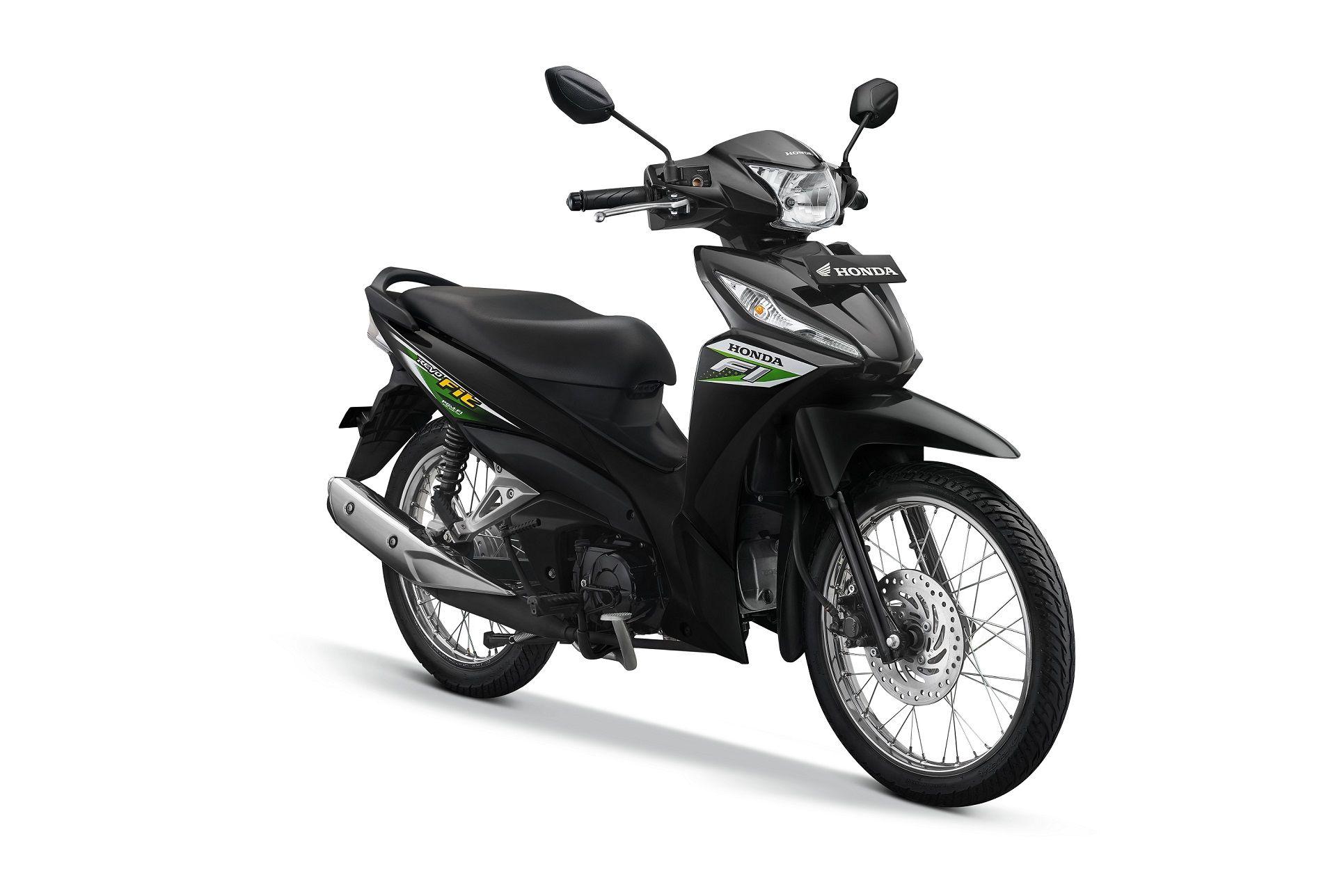 Mantap Honda Revo Series Dapat Penyegaran Warna Dan Striping Baru Segini Harga Terbarunya Motorplus