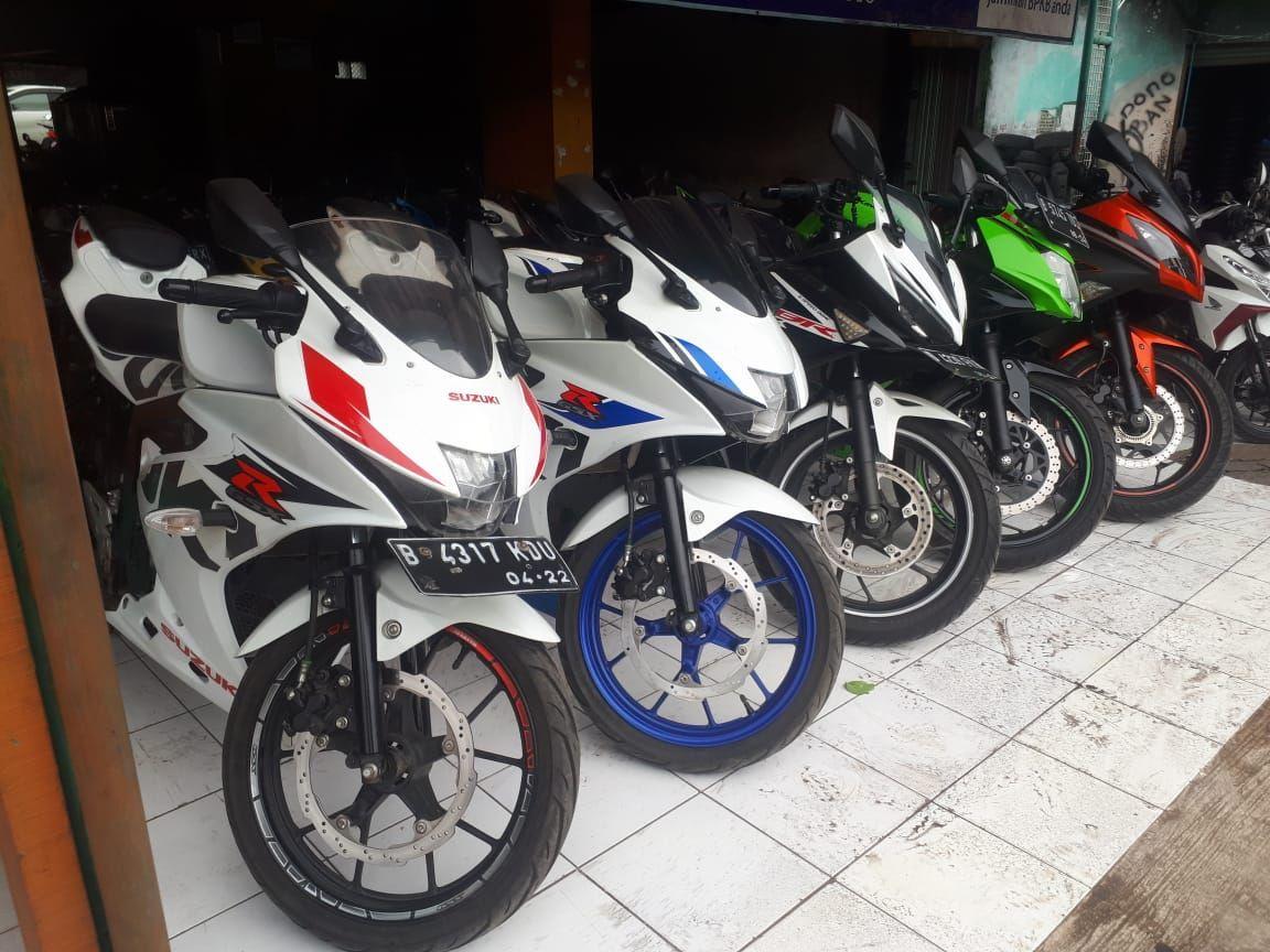 Pilihan Motor Sport Fairing Seken 150 Cc Harga Terjangkau Bisa Dicicil Pula Semua Halaman Motorplus