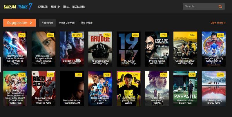 Layanan streaming film Scream Locator membuka blokir - kabarmedia