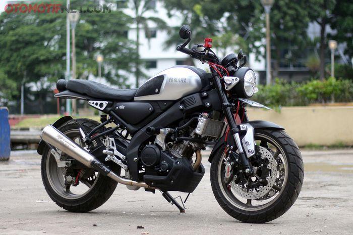 Sudah Ganteng Dari Lahir Ubahan Yamaha Xsr 155 Ini Fokus Pada Bagian Kaki Kaki Jadi Makin Gambot Semua Halaman Motorplus