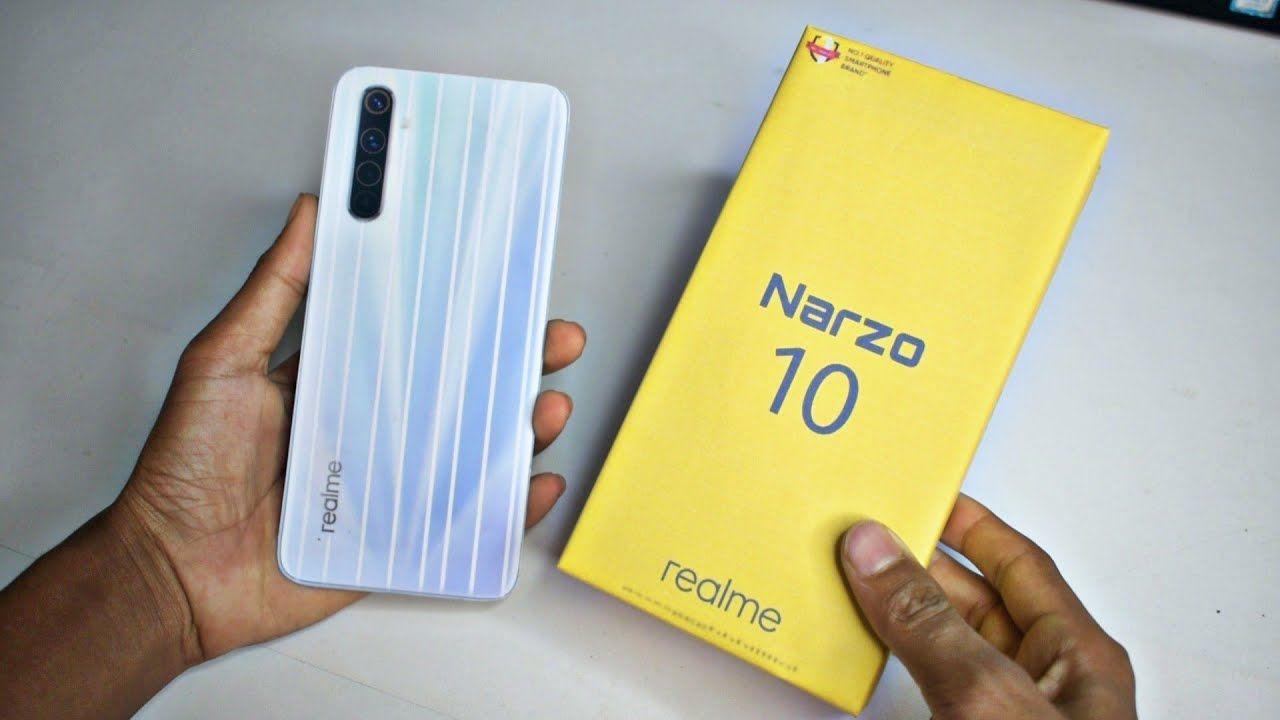 Realme Luncurkan Smartphone Murah Narzo 10 dan Narzo 10A, Harganya ...