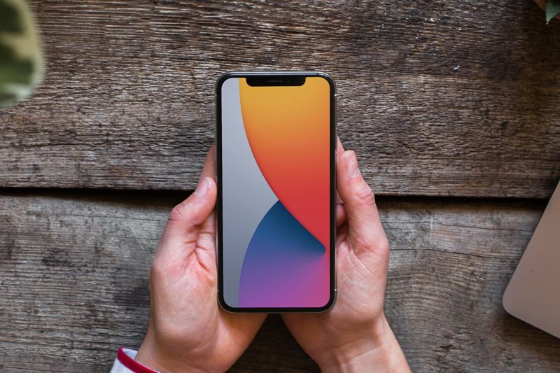 Yuk Download Wallpaper Ios 14 Dan Macos Big Sur Semua Halaman Makemac