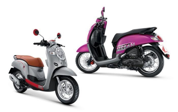 Pakai Rangka Baru Honda All New Scoopy Siap Meluncur Dengan 11 Warna Keren Motorplus