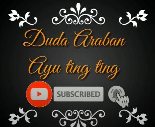 Lirik Lagu Duda Araban Yang Dipopulerkan Oleh Ayu Ting Ting Sonora Id