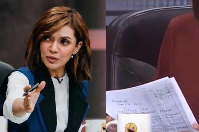 Najwa Minta Tolong Kepada Netizen Lewat Secarik Kertas, Apa Maksudnya ?