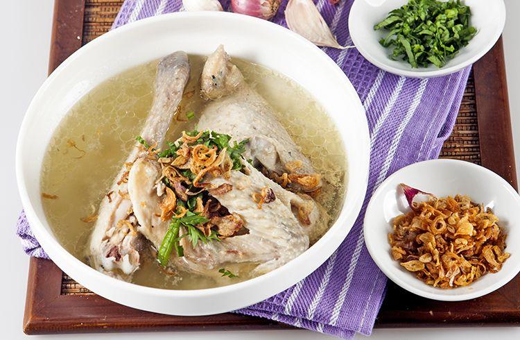 Cara Masak Sop Ayam Sederhana Tapi Berkaldu Sedap Pakai Trik Ini Dijamin Kuahnya Bisa Enak Banget Semua Halaman Sajian Sedap