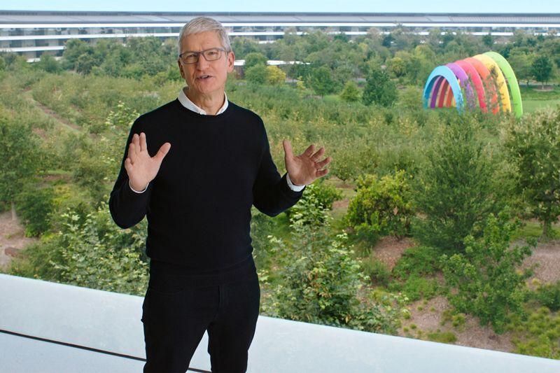 Apple Rilis Laporan Keuangan Q4 2020 Capai Pendapatan 64 7 Miliar Semua Halaman Makemac