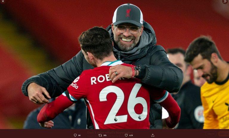 Link Streaming Liga Champions Liverpool Vs Ajax Amsterdam Rabu 2 Desember 2020 Semua Halaman Kids