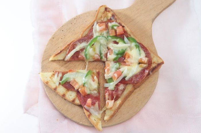 Tak Perlu Oven Ini Kumpulan 5 Resep Kreasi Pizza Yang Mudah Dibuat Di Rumah Ada Yang Pakai Roti Tawar Semua Halaman Bobo