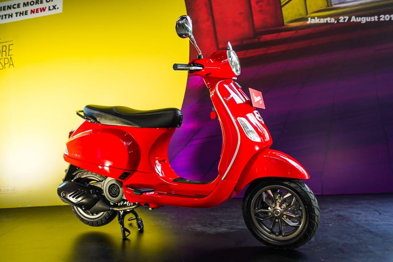 Kredit Motor Vespa Lx 125 I Get Cicilan Mulai Rp 1 Jutaan Per Bulan Motorplus